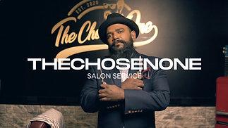 Thechosenone Barber Promo