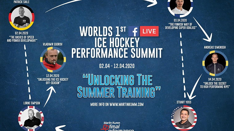 The Ice Hockey Summit LIVE TV