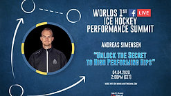 """""""Unlock The Secret To High Performing Hips"""" Andreas Simensen"""