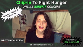 Chip-In To Fight Hunger with WorldVision