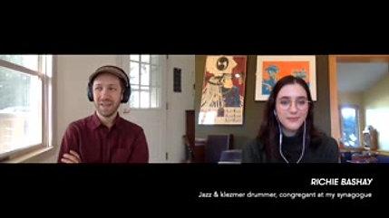 Sarah Lewis - Music & Joy in the Face of Antisemitism