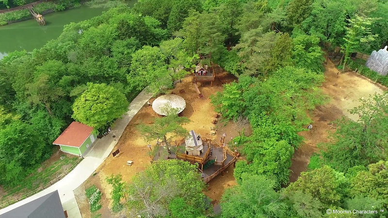 metsa village & moomin valley park