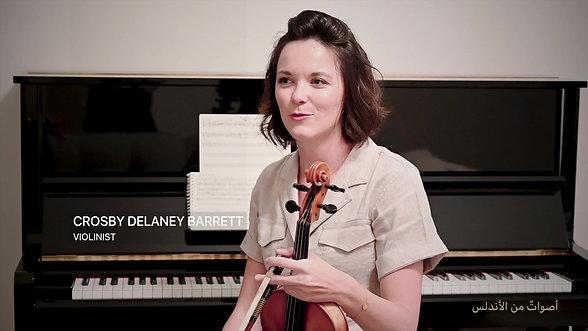 Crosby Barrett - Sonore Al-Andalus