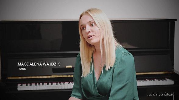 Magdalena Wajdzik- Sonore Al-Andalus