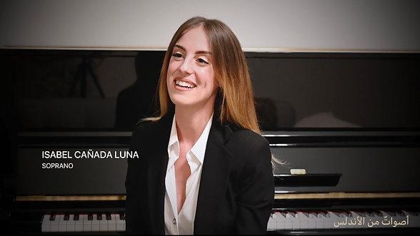 Isabel Cañada - Sonore Al-Andalus