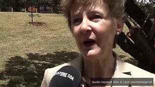 Schweizer Ministerin gibt Geoenginieering zu!