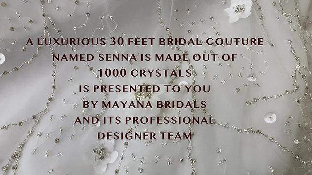 Mayana Bridal Grand Dress