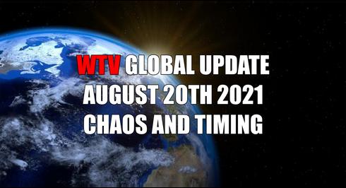 WTV Global Update August 20TH 2021