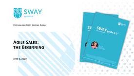 June 9, 2020 «Agile Sales: the Beginning»