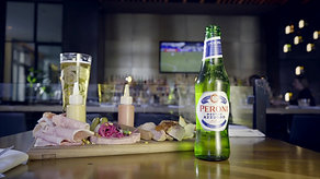 Hambar presented by Peroni