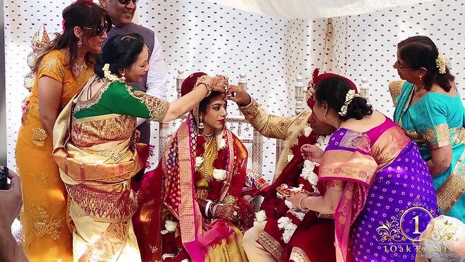 Shelly & Sunil Joshi Wedding Highlight