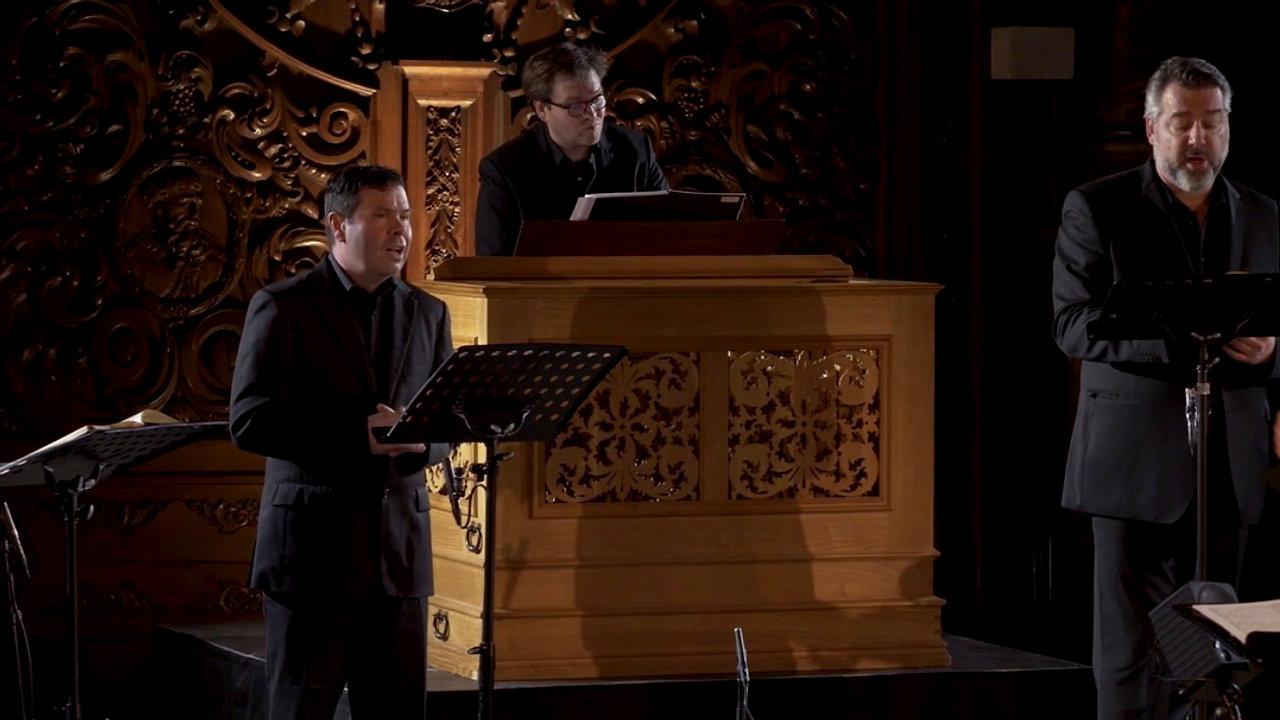 Collegium Vocale Gent - Israelis Brünnlein