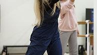 Современная хореография. Первая репетиция