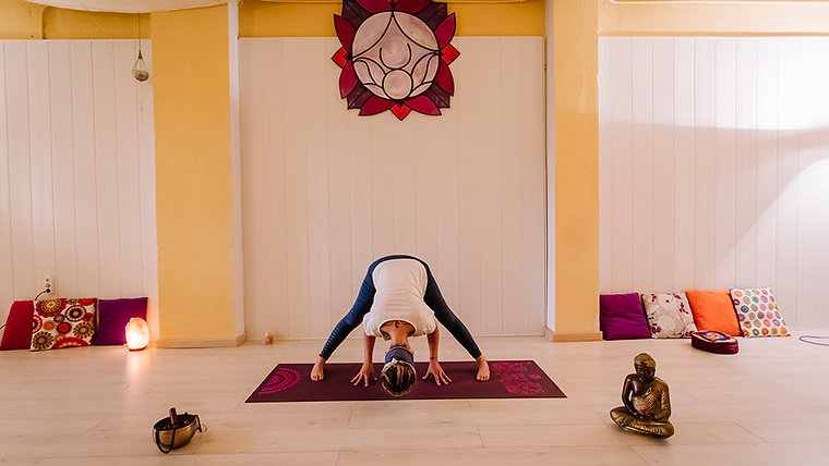 Clase de prueba Hatha Yoga
