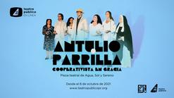Antulio Parrilla: cooperativista en gracia