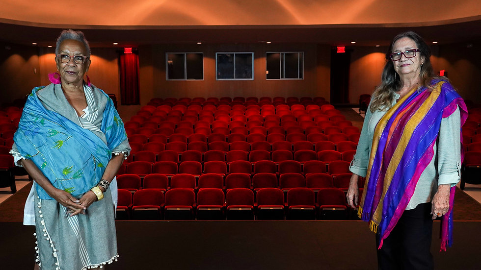 Mujeres del Teatro Puertorriqueño, Ep. 5