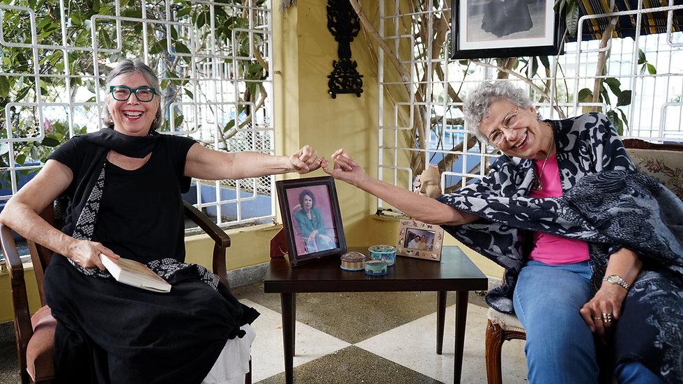 Mujeres del Teatro Puertorriqueño, Ep. 1