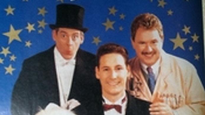 Kerstshow 1991-1992