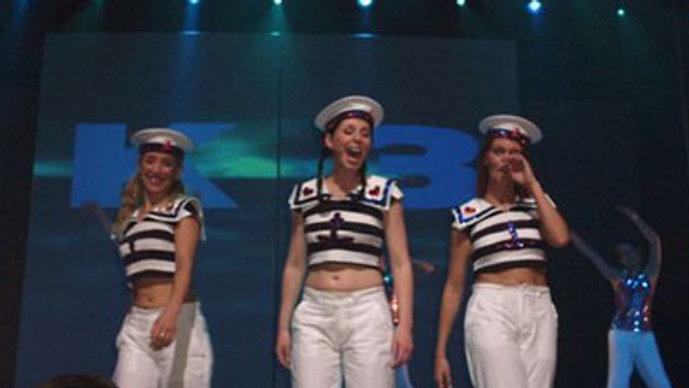 K3 de wereld rond (show)
