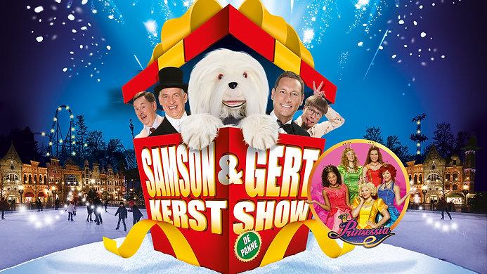 Kerstshow 2014-2015