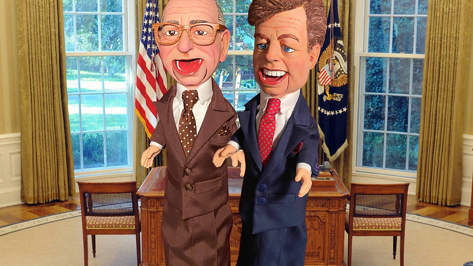 Political Puppets