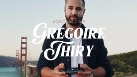 I am Gregoire Thiry