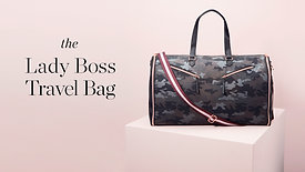 STELLAD&DOT - LADY BOSS TRAVEL BAG