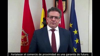 Ramón Jurado nos invita a comprar en Parla
