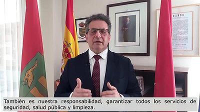 Vídeo Ramón Jurado  Frenemos coronavirus.