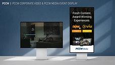 PCCW Corporate Branding