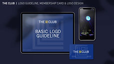 The Club Branding