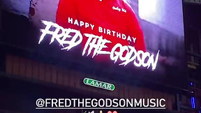 MTV's Justina Valentine pays tribute to Fred To Godson