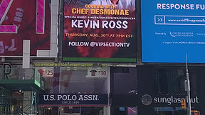 Kevin Ross & Chef Desmonae