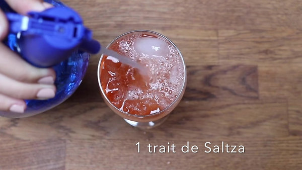 Saltza x Spritz