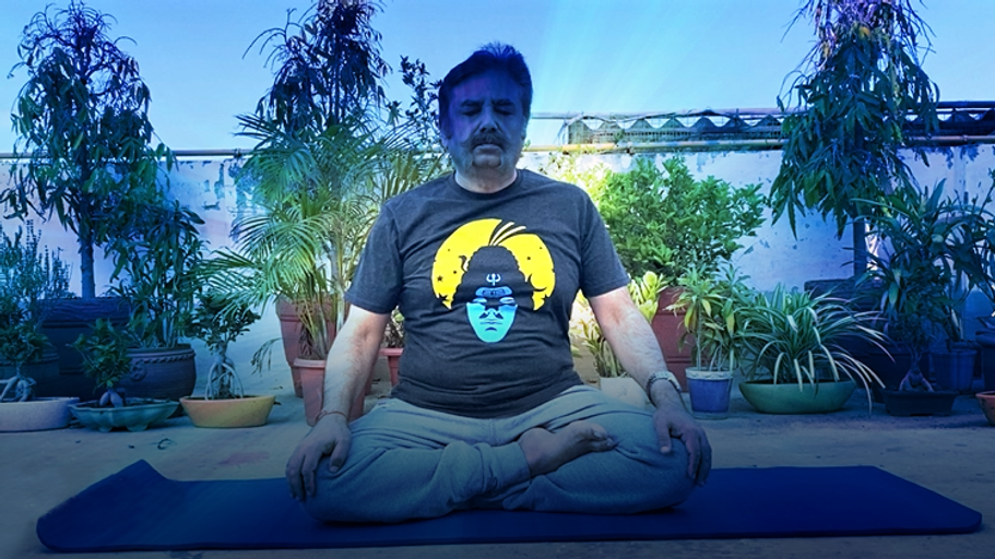 Pranayam - the art of breathing