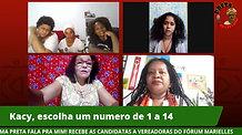 Programa Preta, fala pra mim com Vilma Reis estreia nesta quarta (21)