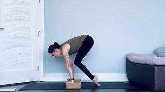 Yoga Drills: Strength & Stamina