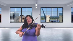 Electric Violin Covers for Background Music