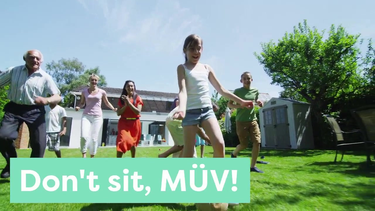 Promo - Don't Sit, MUV