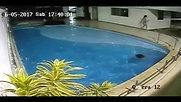 Ahogamiento de menor en piscina