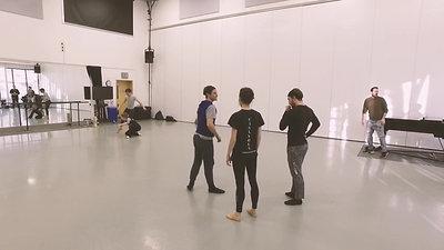 Clip: Northern Ballet choreography lab
