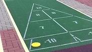 Halbfinalspiel letztes Frame: H. Zengerle