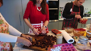 Join in on this mouthwatering chocolate workshop