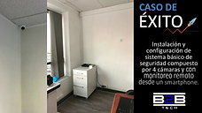 Sistema de CCTV HDCVI