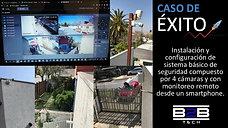 Sistema de CCTV Básico