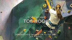 Centre of Gravity - Toe Hook