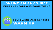 Warm Up Online Class (New)