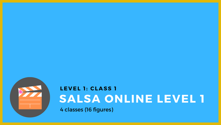 Salsa Online level 3