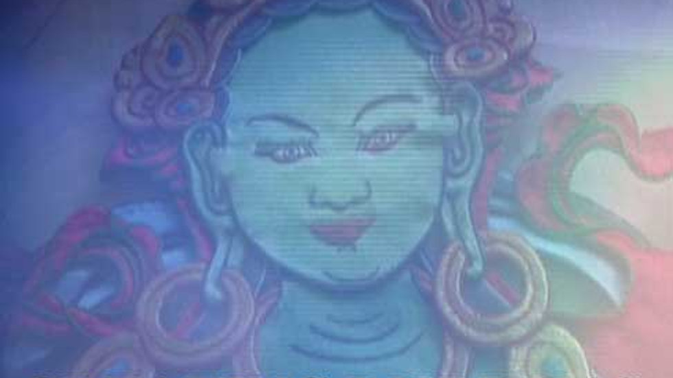 Creating Buddhas: The Making and Meaning of Fabric Thangkas