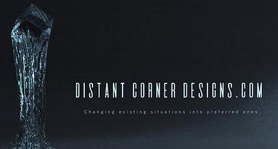 Distant Corner Designs-Fluid Cube